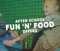 After School Fun 'N' Food Offer