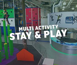 Multi Activity Stay & Play Promotion at Out Of Bounds