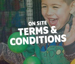 On-Site Terms & Conditions