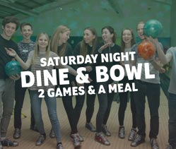 Saturday Night Dine & Bowl Offer